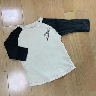 マーキーズ(MARKEY'S)のマーキーズ 七分袖Tシャツ 110センチ(Tシャツ/カットソー)