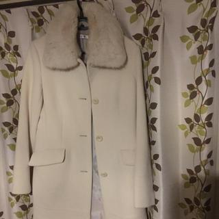 ジルスチュアート(JILLSTUART)の綺麗目可愛いコート(ロングコート)