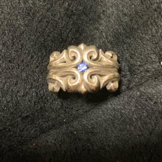 ディールデザイン(DEAL DESIGN)のDEAL DESIGN グラムリップリングwith Stone ZIL(リング(指輪))