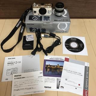 PENTAX - 【デジタル一眼カメラRICOH PENTAX Q-S1】ズームレンズキット