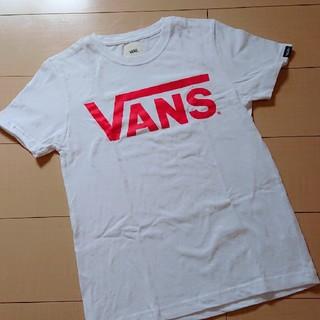 ヴァンズ(VANS)のVANS✨新品🌼レディースtシャツ(Tシャツ(半袖/袖なし))