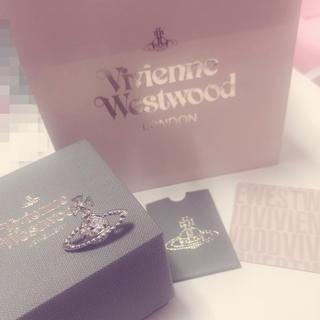 ヴィヴィアンウエストウッド(Vivienne Westwood)の❤︎ Vivienne Westwood ピアス ❤︎(ピアス(片耳用))