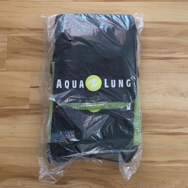 Aqua Lung(アクアラング)のダイビング用メッシュバッグ スポーツ/アウトドアのスポーツ/アウトドア その他(マリン/スイミング)の商品写真