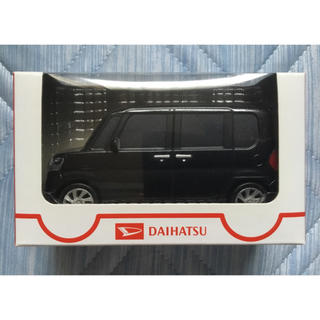 ダイハツ - DAIHATSU ダイハツ タント Tanto プルバックカー ミニカー 非売品