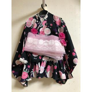 しまむら - 浴衣 スカート 120 子供