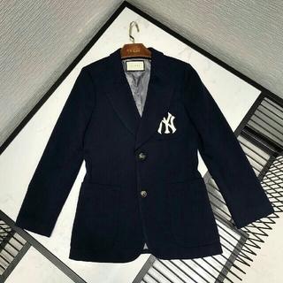 グッチ(Gucci)の2019-2020秋 正规品 NY x GUCCI グッチコートスーツ ブレザー(スーツ)