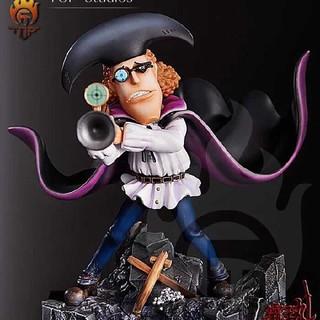 ワンピース フィギュア 黒ひげ海賊団 ヴァン オーガー 完成品の通販 ラクマ