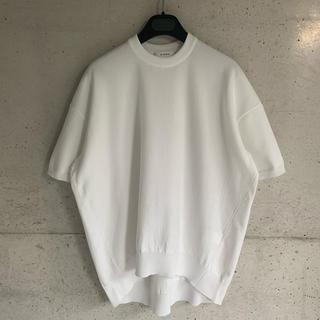 ドゥロワー(Drawer)の美品 CINOH 半袖tops 36 チノ unitedarrows roku(Tシャツ(半袖/袖なし))