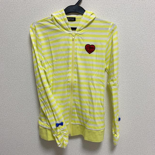 JENNI(ジェニィ)のsister jenni パーカー キッズ/ベビー/マタニティのキッズ服 女の子用(90cm~)(ジャケット/上着)の商品写真