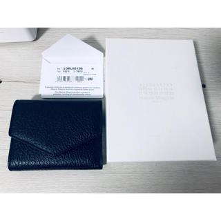 マルタンマルジェラ(Maison Martin Margiela)のマルタンマルジェラ 三つ折りウォレット 財布(折り財布)