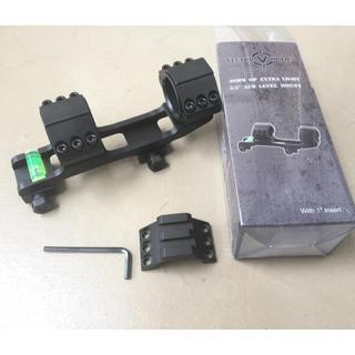 実物 刻印 VECTOR OPTICS ドットサイト ライフル スナイパー スコ(モデルガン)