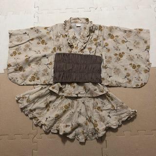 フタフタ(futafuta)のテータテート 浴衣(甚平/浴衣)