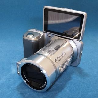 ビクター(Victor)の[値下げ] ビクター HDハイブリッドカメラ GC−PX1(ビデオカメラ)