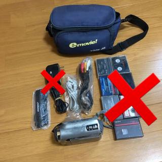 ビクター(Victor)のVictor ジャンク ビデオカメラ コネクター など 周辺機器 バラ売り可(ビデオカメラ)