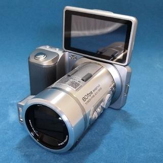 ビクター(Victor)の[値下げ] ビクター HDハイブリッドカメラ GC−PX1(コンパクトデジタルカメラ)
