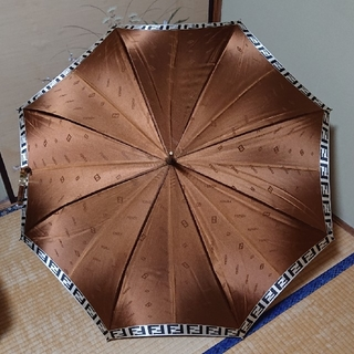 フェンディ(FENDI)のフェンディの長傘‼️(傘)