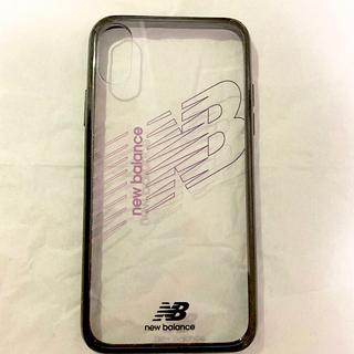 15cd9eab7f650 ニューバランス(New Balance)のiPhoneX/XS ケース(iPhoneケース)