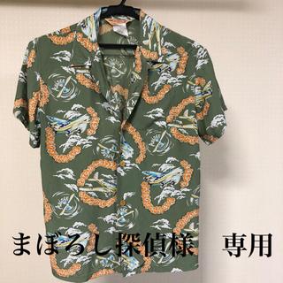 アヴィレックス(AVIREX)のAVIREX アロハシャツ(シャツ/ブラウス(半袖/袖なし))