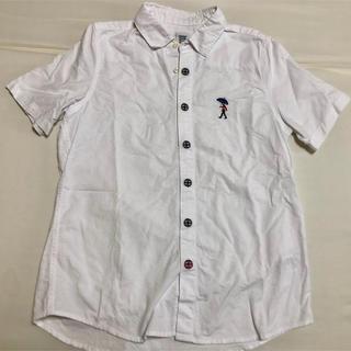 グラニフ(Design Tshirts Store graniph)のdesigned T-shirt's store 白シャツ(シャツ/ブラウス(半袖/袖なし))