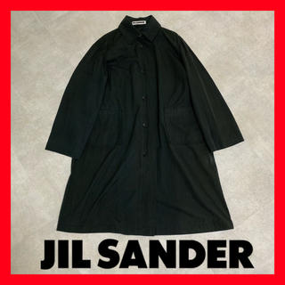 Jil Sander - 極美品●クリーニング済●JIL SANDER Baumwoll Coat