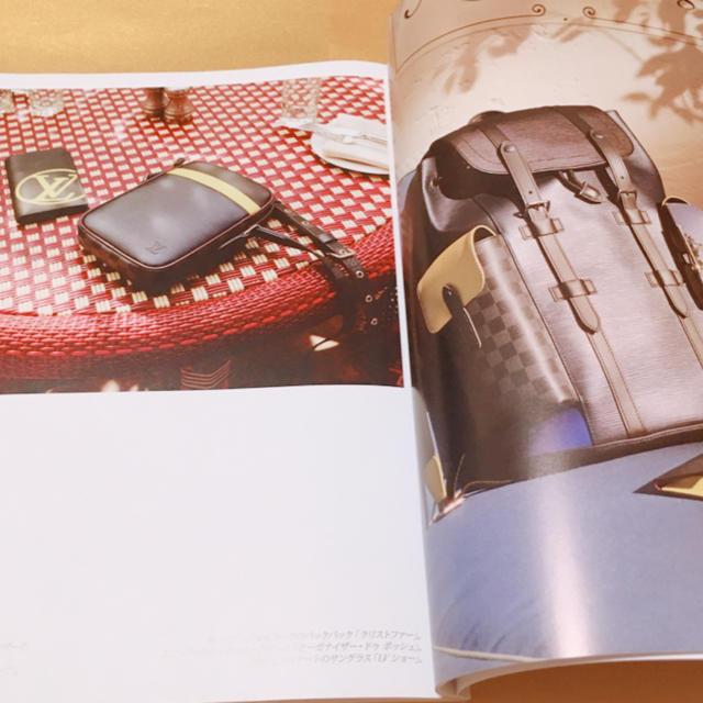 LOUIS VUITTON(ルイヴィトン)のLOUIS VUITTON カタログ エンタメ/ホビーの雑誌(ファッション)の商品写真