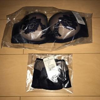 ピーチジョン(PEACH JOHN)の☆新品・未使用☆ピーチ・ジョン ブラ・ショーツセット(ブラ&ショーツセット)