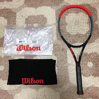 ウィルソン(wilson)のWilson CLASH 100L 新品同様(ラケット)