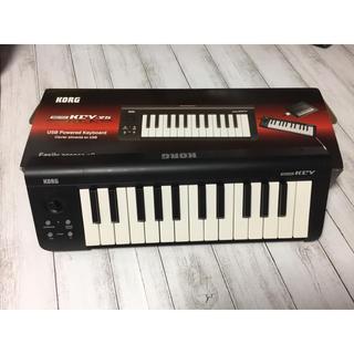 コルグ(KORG)のkorg microkey-25(MIDIコントローラー)