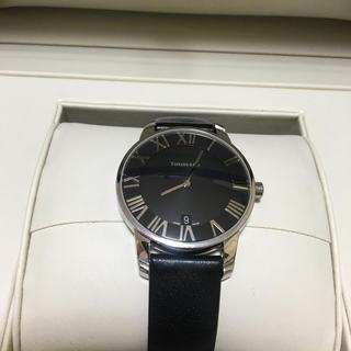 ティファニー(Tiffany & Co.)のティファニー アトラスドーム メンズ 美品 Tiffany 最終値下げ(腕時計(アナログ))