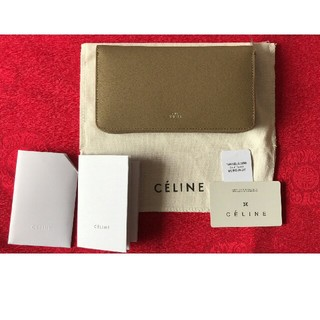 celine - CELINE セリーヌ長財布