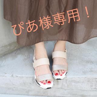 フィン(Fin)のぴあ様専用!!!!        スポーツサンダル(サンダル)