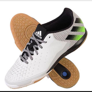 アディダス(adidas)の【送料無料】アディダス エース 16.2  CT(ホワイト×ブラック)(シューズ)