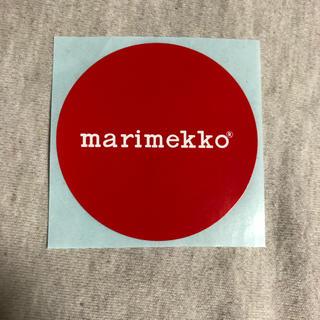 マリメッコ(marimekko)のマリメッコ ステッカー(シール)