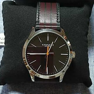 コーチ(COACH)の新品未使用 COACH 時計 (腕時計(アナログ))