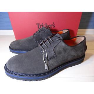 トリッカーズ(Trickers)の【新品・未使用】トリッカーズ シューズ 靴 スエード 41 26(ドレス/ビジネス)