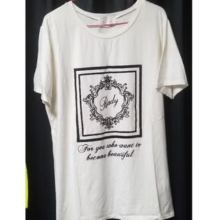 レディー(Rady)のRady☆Tシャツ☆(Tシャツ/カットソー(半袖/袖なし))
