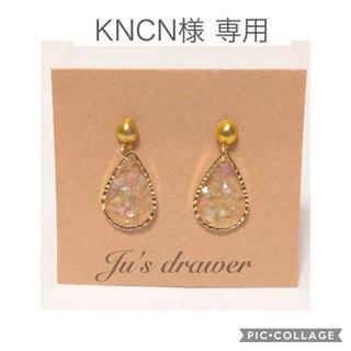 KNCN様 専用ページ(イヤリング)