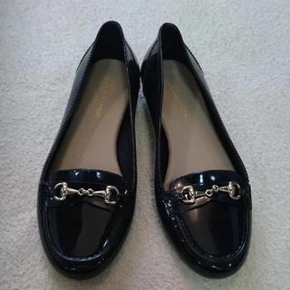 アーバンリサーチ(URBAN RESEARCH)の【限定値下げ】アーバンリサーチ  レインシューズ  黒色  38(ローファー/革靴)