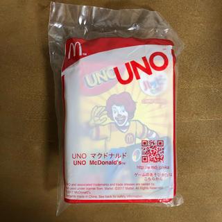 マクドナルド - UNO マクドナルド