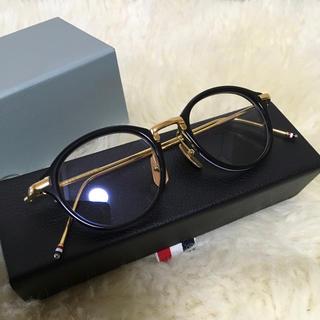 トムブラウン(THOM BROWNE)のトムブラウン OBJ別注 tb-011  200本限定 メガネ 眼鏡(サングラス/メガネ)
