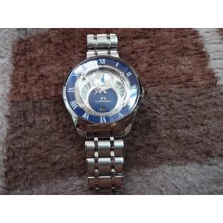 良品 シチズン CITIZEN カンパノラ 紺瑠璃-こんるり- 腕時計(腕時計(アナログ))