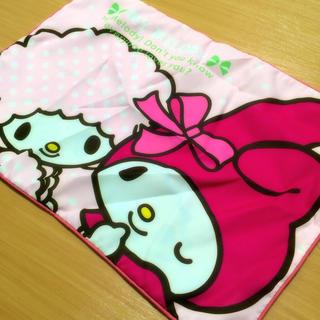 シマムラ(しまむら)のマイメロ 枕カバー(シーツ/カバー)