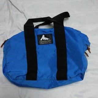 グレゴリー(Gregory)のらいおんず様専用 グレゴリー ダッフルバッグXS ショルダーストラップ付(ボストンバッグ)