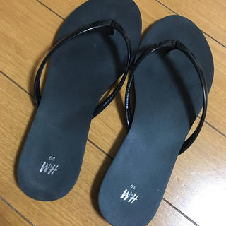 H&M - H&M ビーチサンダル 39