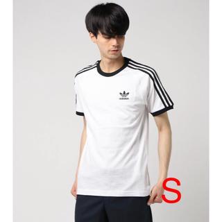 アディダス(adidas)のアディダスオリジナル Tシャツ スリーストライプ 3 S(Tシャツ/カットソー(半袖/袖なし))