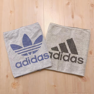 adidas - adidas フェイスタオル 大判★