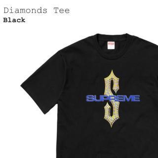 シュプリーム(Supreme)のSupreme Diamonds Tee(Tシャツ/カットソー(半袖/袖なし))