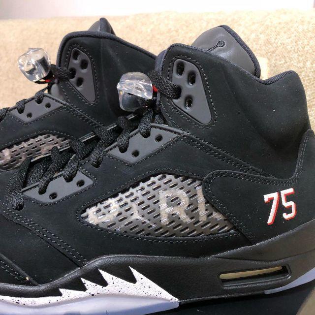 info for 2f715 d43e6 Air Jordan 5 Retro Jordan x PSG
