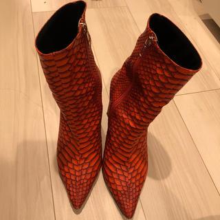 イエローブーツ(Yellow boots)のyelloブーツecho ショートブーツLサイズ(ブーツ)