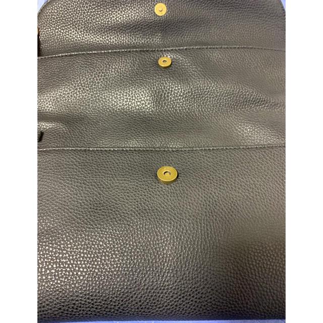 nano・universe(ナノユニバース)のクラッチバッグ メンズのバッグ(セカンドバッグ/クラッチバッグ)の商品写真